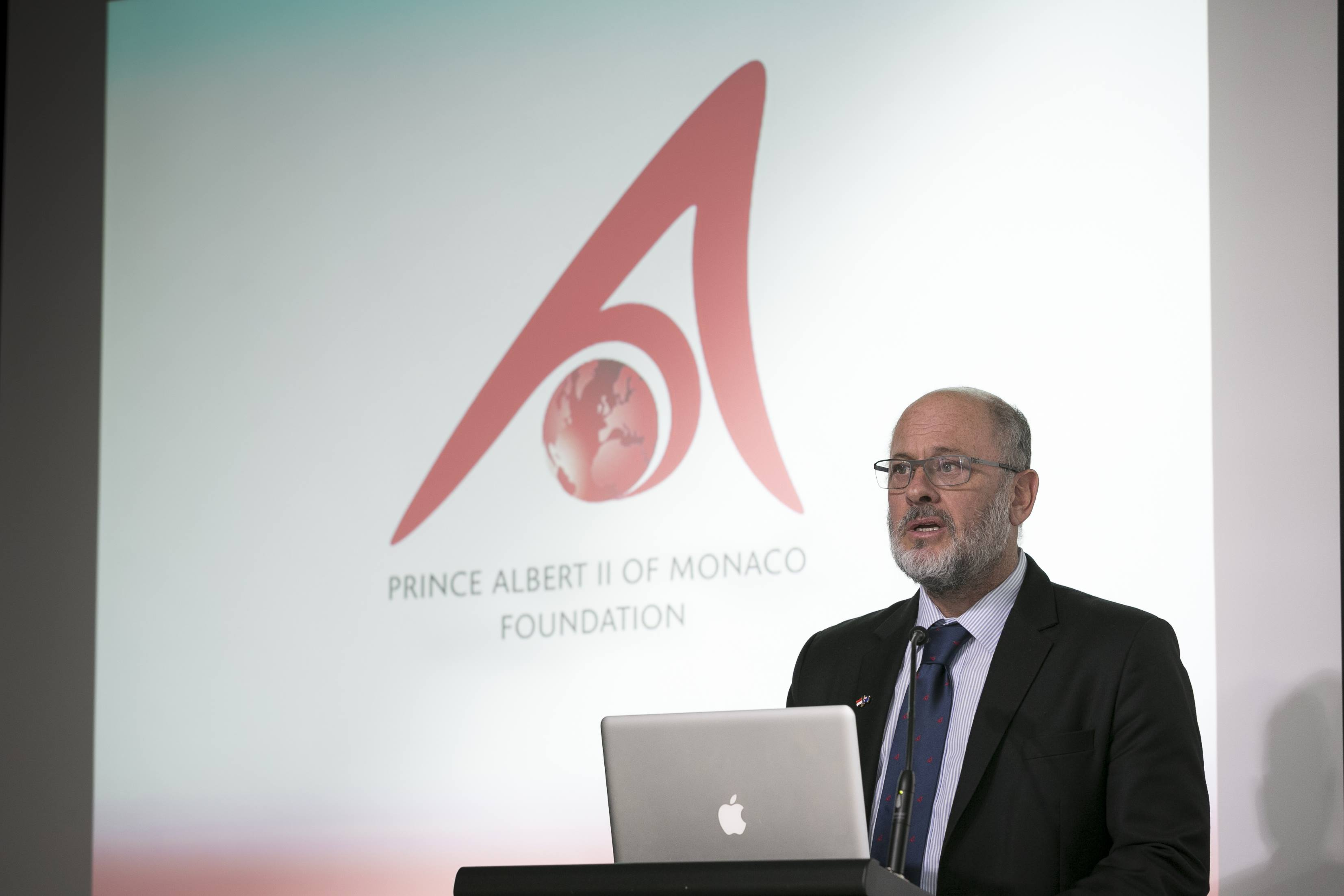 Monaco Exhibition Opening for Prince ALbert II Foundation