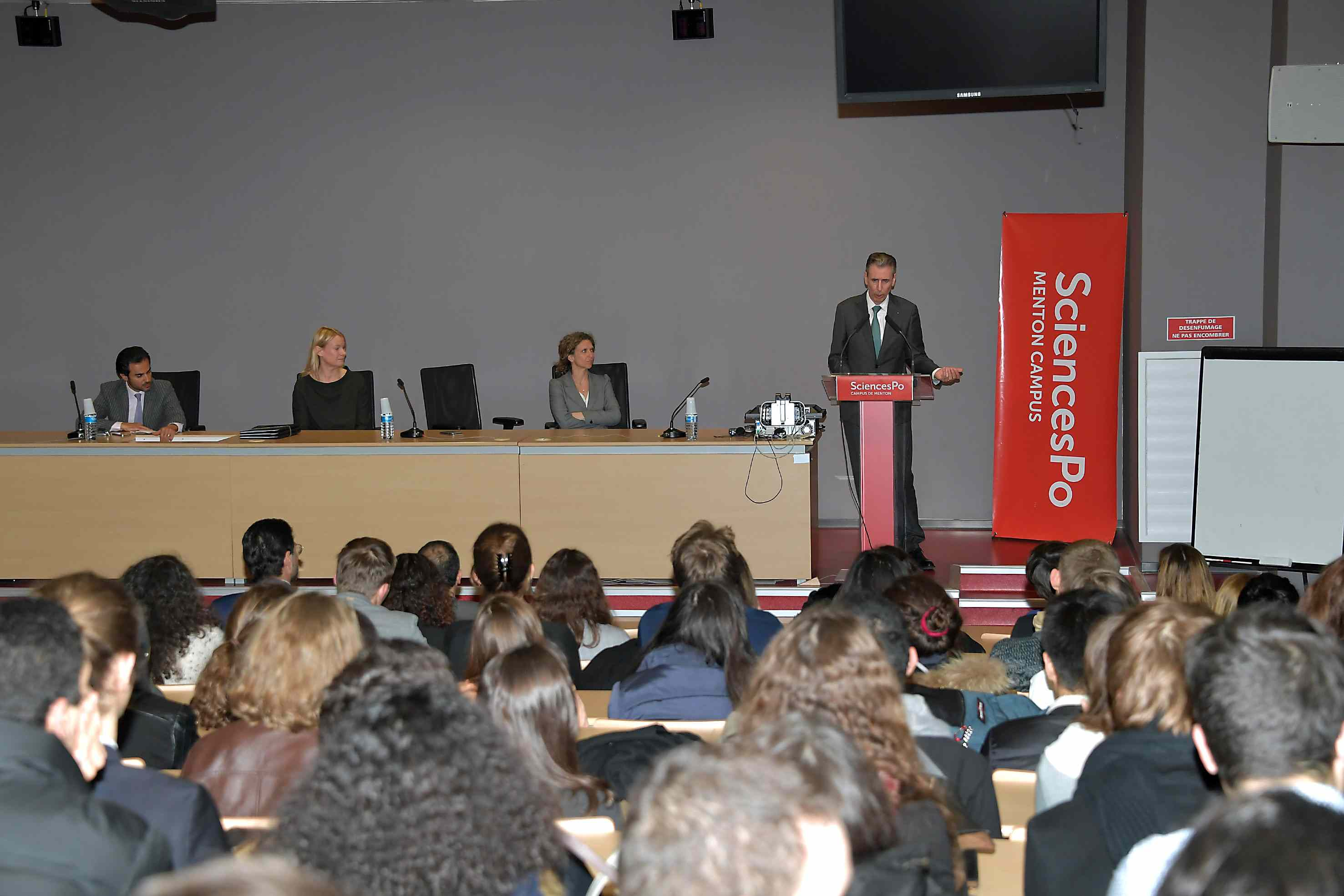 Partenariat Sciences Po