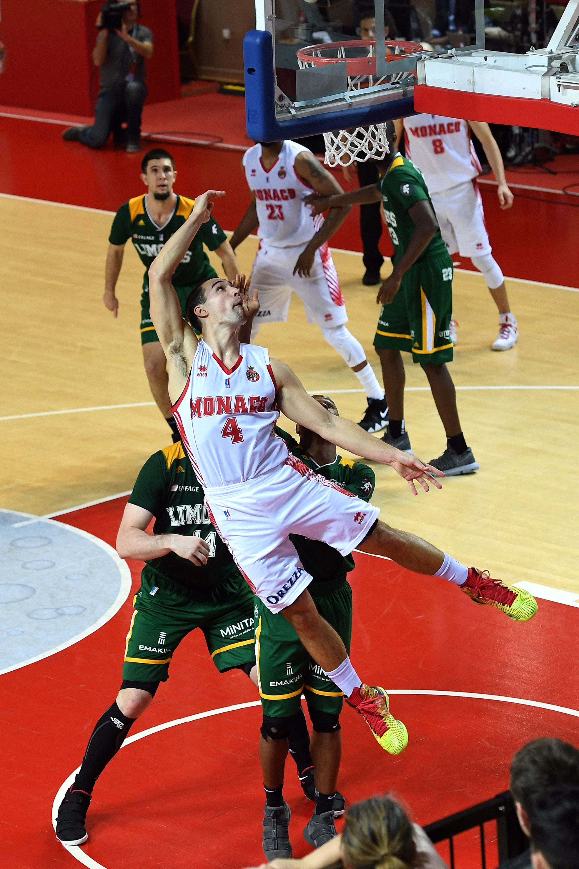 Aaron Craft LimogesDirection de la Communication Manuel Vitali