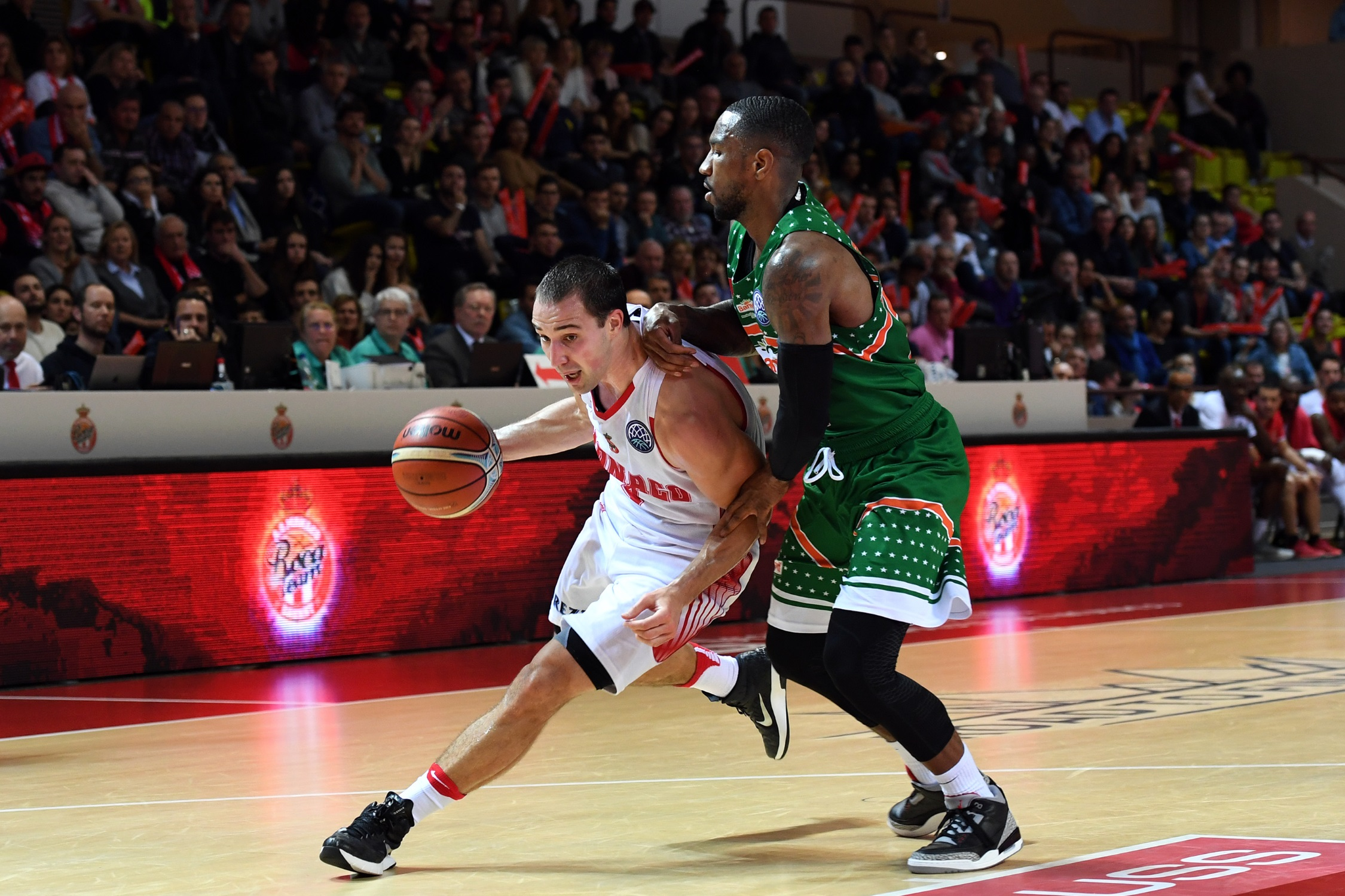 Aaron Craft Banvit Direction de la Communication Manuel Vitali