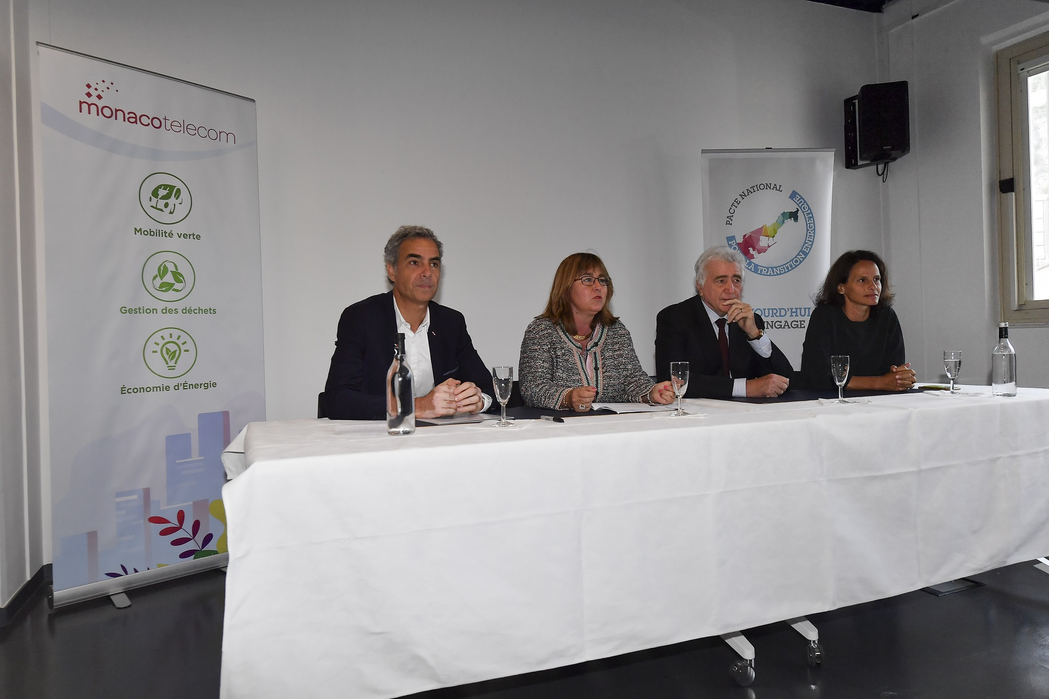 Signature Pacte Nation Transition Energétique Monaco Telecom