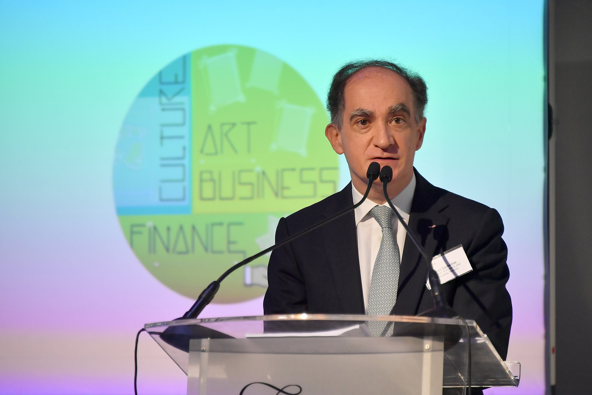 Art Finance Conference 2019 Jean Castellini